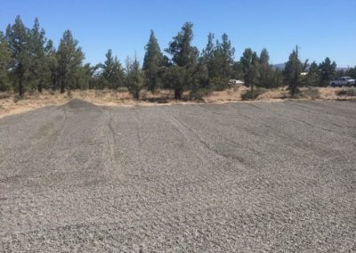 Excavation - Site Prep, Bend Oregon